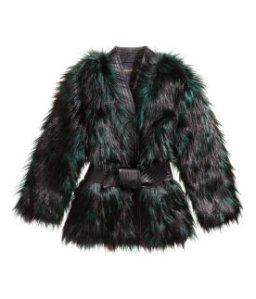 Is this coat risking your life for? (Image credit: HM.com)